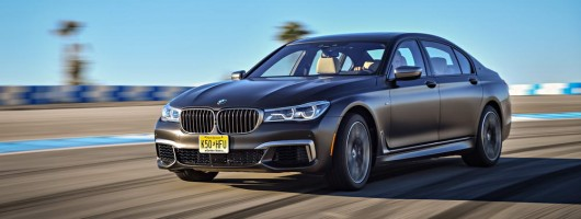 First drive: BMW M760Li xDrive. Image by BMW.