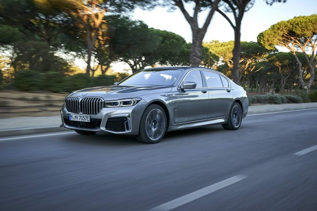 First drive: 2019 BMW 7 Series. Image by BMW.