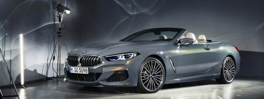 BMW's on cloud Eight with new GT Convertible. Image by BMW.
