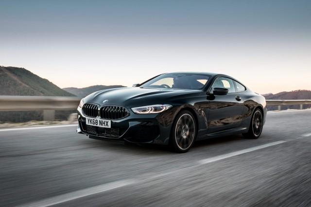 First drive: BMW 840d xDrive. Image by BMW.