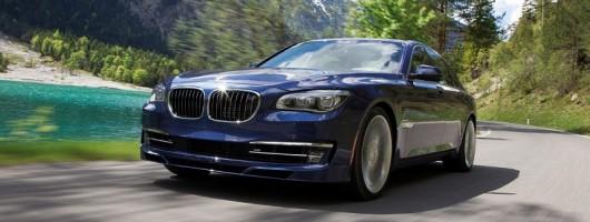 Alpina B7 gets 2013 refresh. Image by BMW.