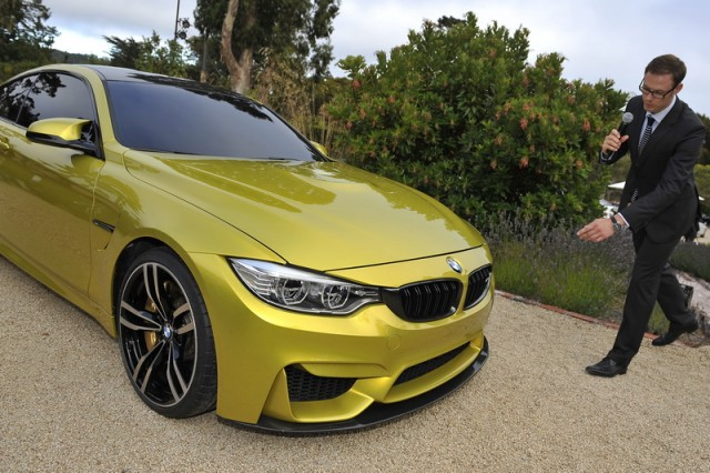 The Car Enthusiast Image Gallery 2013 Bmw Concept M4 Coup