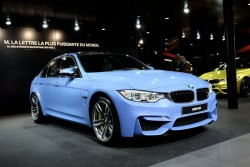 2014 BMW at Geneva. Image by Newspress.