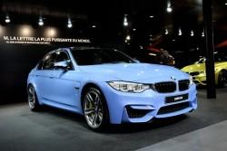 2014 BMW at Geneva. Image by Newspress.