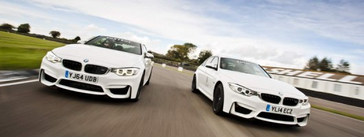 BMW and Goodwood team up. Image by BMW.