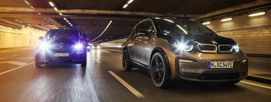 BMW extends i3's EV range... again. Image by BMW.