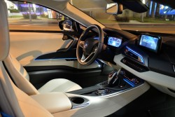 2014 BMW i8. Image by BMW.