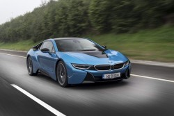 2014 BMW i8. Image by Max Earey.