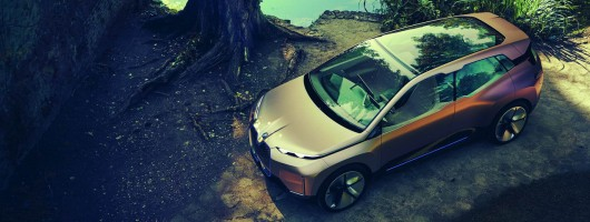 BMW shows off the iNext stage of driving. Image by BMW.