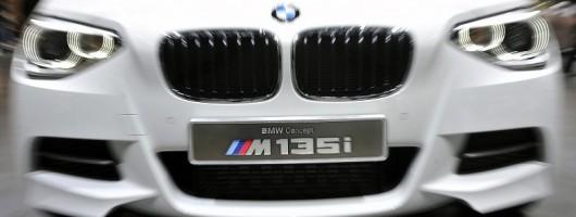 Geneva 2012: Smoking BMW M135i | News | by Car Enthusiast