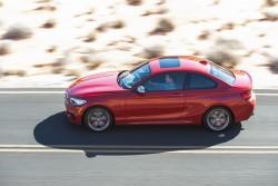 2014 BMW M235i Coupé. Image by BMW.