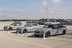2014 BMW M3 and M4 tech preview. Image by BMW.