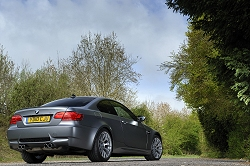 2010 BMW M3 Coupé with Competition Package. Image by Max Earey.