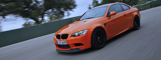 First Drive: BMW M3 GTS. Image by BMW.