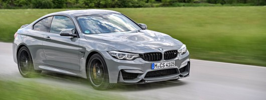 First drive: BMW M4 CS. Image by Uwe Fischer.