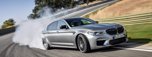 First drive: BMW M5 Competition. Image by Uwe Fischer.