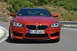 2012 BMW M6. Image by BMW.