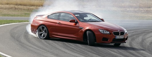 First drive: BMW M6 Coupé. Image by BMW.