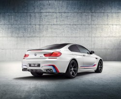 2015 BMW M6 Coupe Competition Edition. Image by BMW.