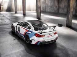 2015 BMW M6 GT3. Image by BMW.