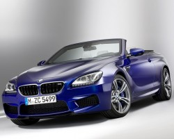 Incoming: BMW M6 Convertible. Image by BMW.