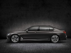 2016 BMW M760Li xDrive. Image by BMW.
