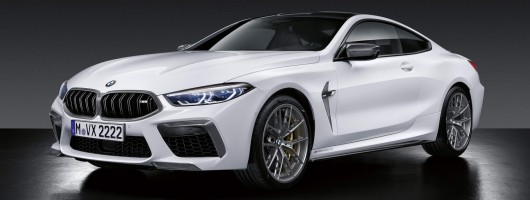 BMW M8 to gain M Performance upgrades. Image by BMW.