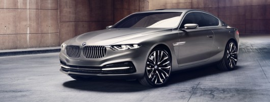 Is BMW about to reveal new 9 Series? Image by BMW.