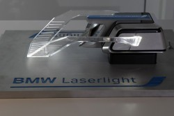 BMW LaserLight technology. Image by BMW.