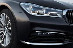 BMW lighting technology. Image by BMW.
