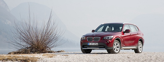 First Drive: BMW X1 xDrive28i. Image by BMW.