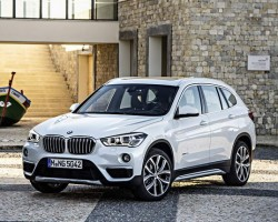 Incoming: BMW X1. Image by BMW.