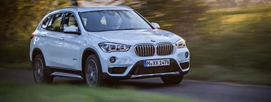First drive: BMW X1 xDrive25d. Image by BMW.