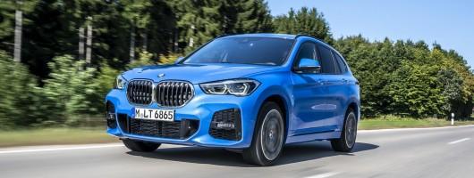 First drive: BMW X1 (LCI). Image by BMW AG.