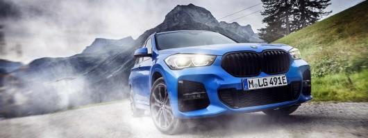 BMW drops PHEV xDrive25e into X1. Image by BMW.