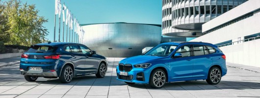 BMW confirms X2 xDrive25e is inbound. Image by BMW AG.