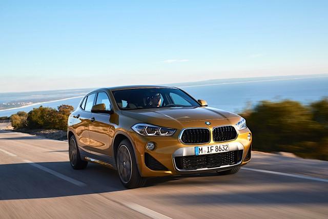 Driven: BMW X2. Image by BMW.