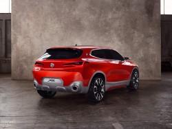 2016 BMW X2 concept. Image by BMW.