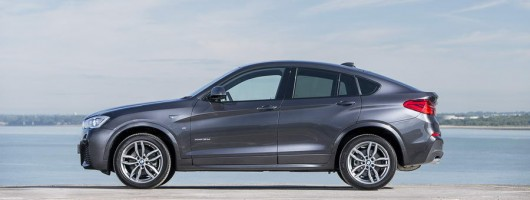 Driven Bmw X4 Xdrive20d M Sport Image By