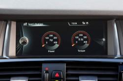 2016 BMW X4 M40i. Image by BMW.