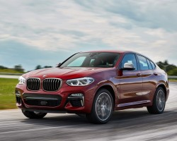 New M40d BMW X4. Image by BMW.