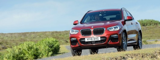 First drive: BMW X4 xDrive20d. Image by BMW.