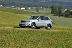 2015 BMW X5 xDrive40e. Image by BMW.