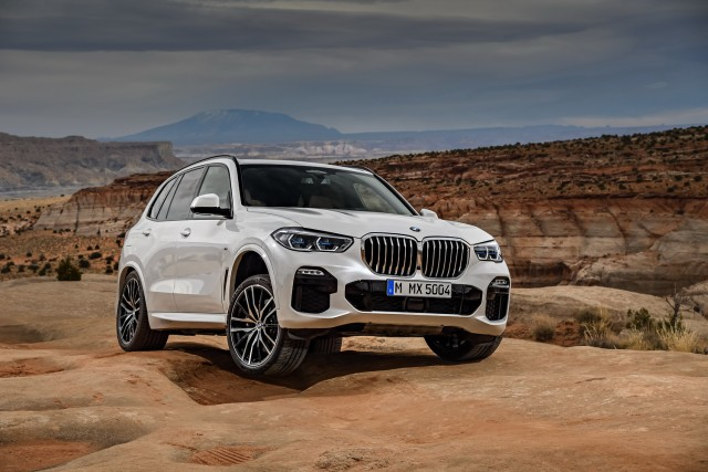 BMW reveals all on fourth-gen X5. Image by BMW.
