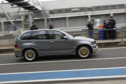 BMW X5 V12 LM. Image by BMW.