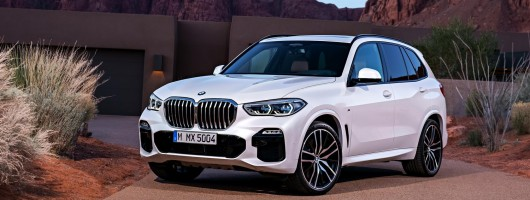 MHEV drivetrain for BMW X5 and X6. Image by BMW AG.