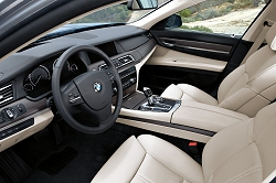 2010 BMW ActiveHybrid 7. Image by BMW.