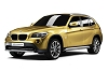 BMW Concept X1 revealed ahead of Paris Show. Image by BMW.