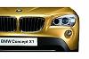 BMW Concept X1.