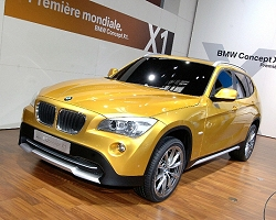 2008 BMW Concept X1. Image by United Pictures.
